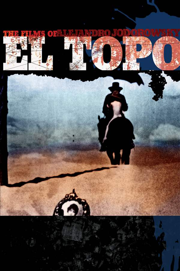 """Cinema Mundo exibe filme """"El Topo"""" (1970) de Alejandro Jodorowsky"""