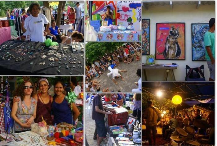 Feira de Arte, Cultura e Cidadania com música, artesanato, contação de histórias e entrada franca