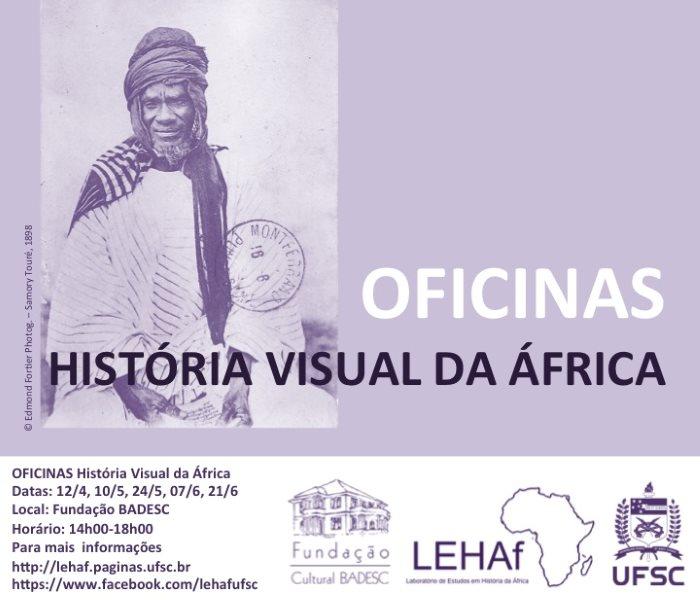 Oficinas gratuitas sobre História Visual da África