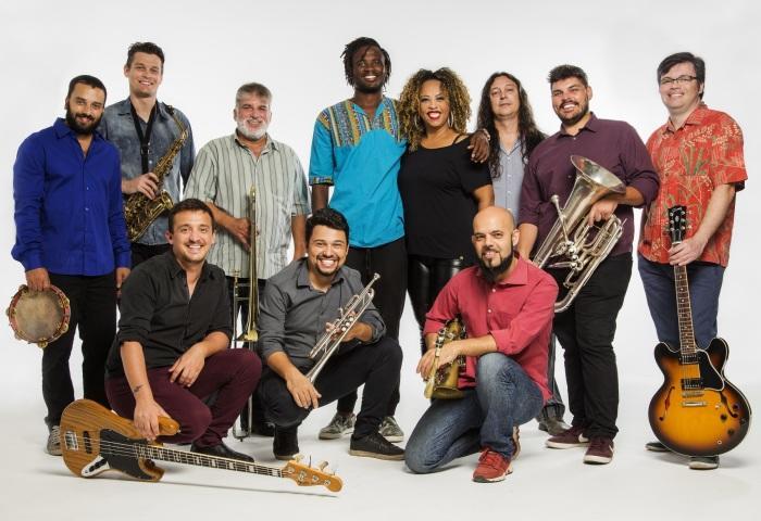 """Brass Groove Brasil apresenta show """"É Ouro Meu"""""""