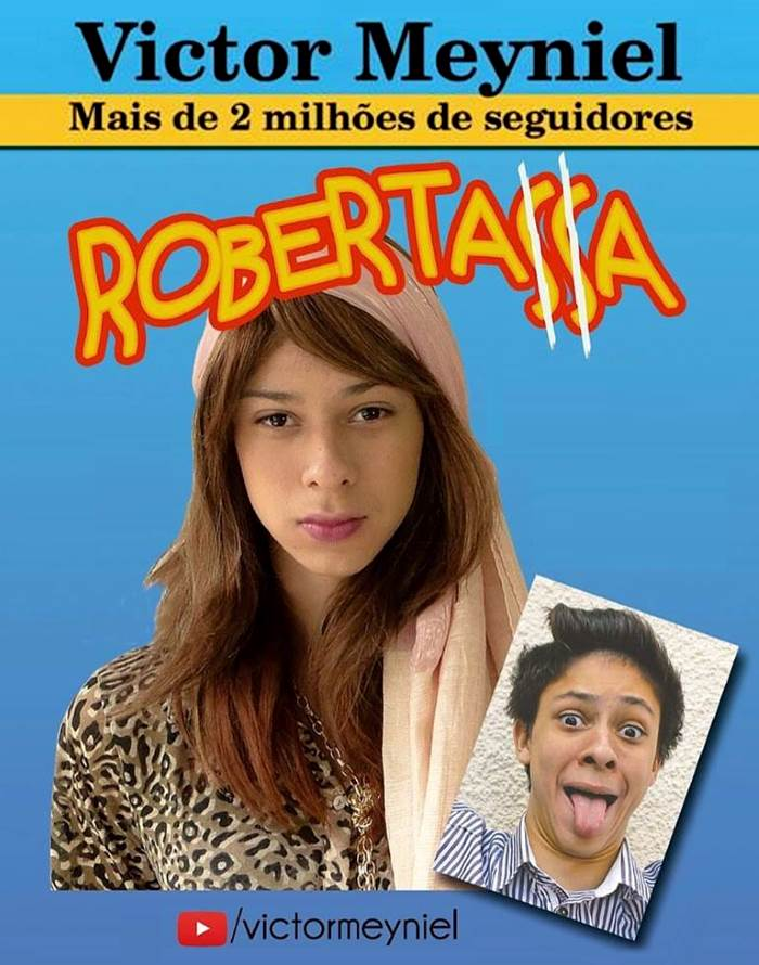 "Stand Up Comedy ""Roberta$$a"" com Victor Meyniel"