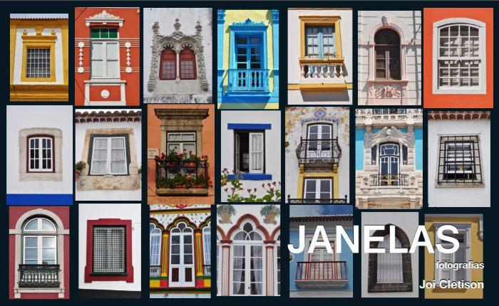 "Exposição fotográfica ""Janelas"" de Joi Cletison"