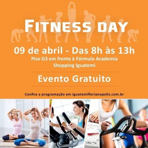 Fitness Day no Iguatemi terá aulas gratuitas de dança, yoga, bike e alongamento