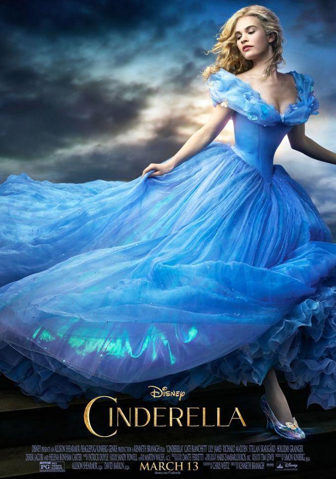 """Cine Open Air exibe filme """"Cinderela"""" (2015) ao ar livre de graça"""