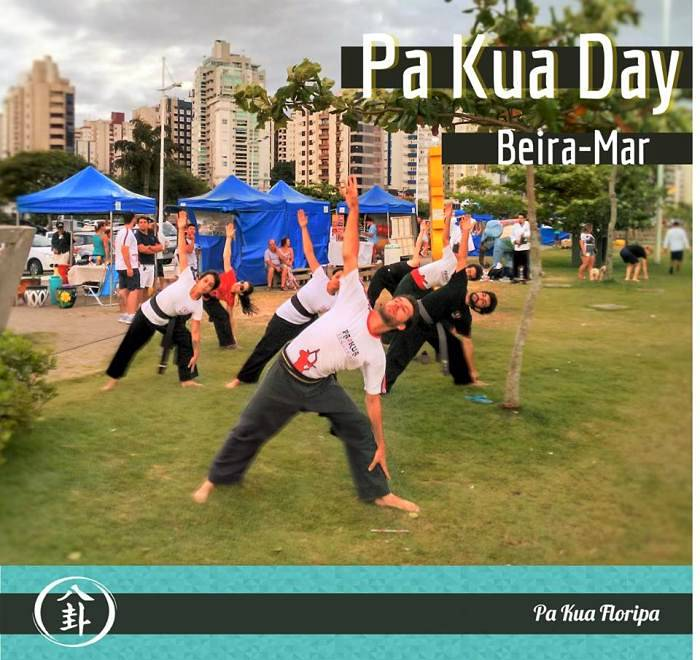 Pa-Kua Day na Beira Mar
