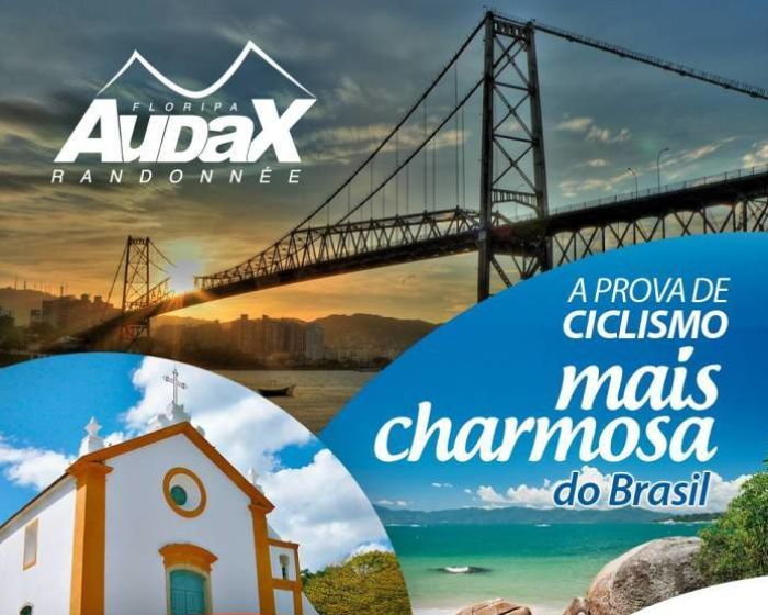Audax Floripa - Brevet 200km e Desafios 100km e 50km