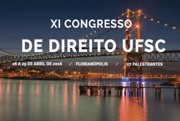 XI Congresso de Direito UFSC