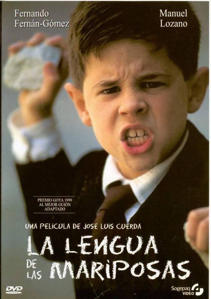 """CineBuñuel exibe """"La lengua de las mariposas"""" (Espanha, 1999), de José Luis Cuerda"""