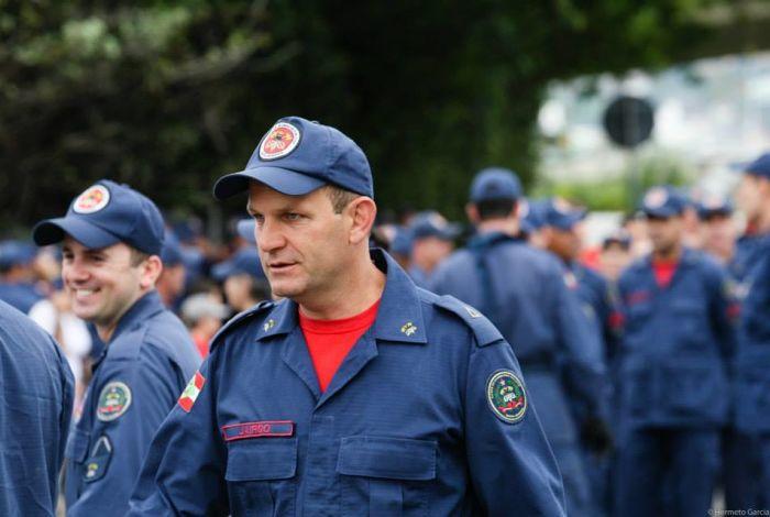 Palestra gratuita sobre primeiros socorros com subtenente do Corpo de Bombeiros