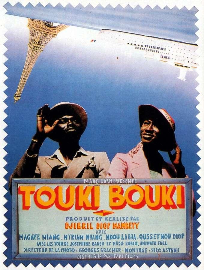 """Cineclube Badesc exibe Cine Africano """"Touki Bouki"""" (1973) de Djibril Diop Mambéty"""