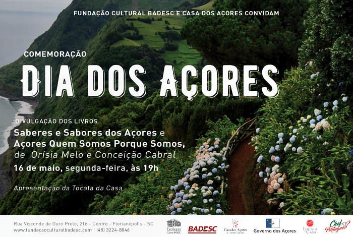 Comemoração do Dia dos Açores terá divulgação de livros e música açoriana