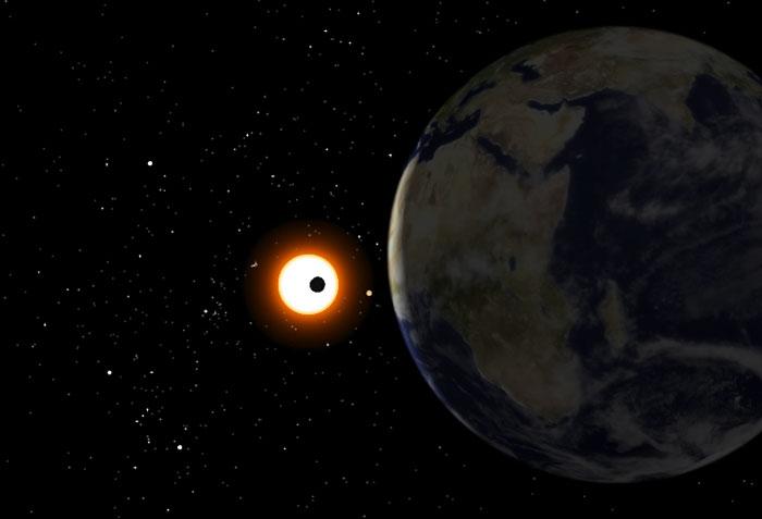Observação astronômica do trânsito de Mercúrio e palestra sobre o fenômeno