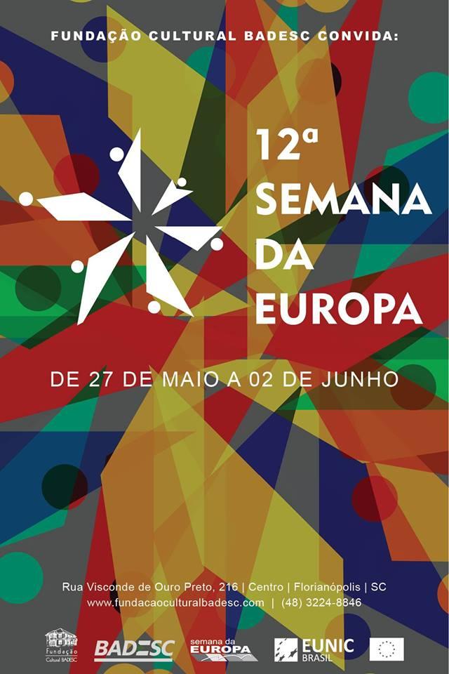 12º Festival de Cinema Europeu em cartaz na Fundação Cultural Badesc