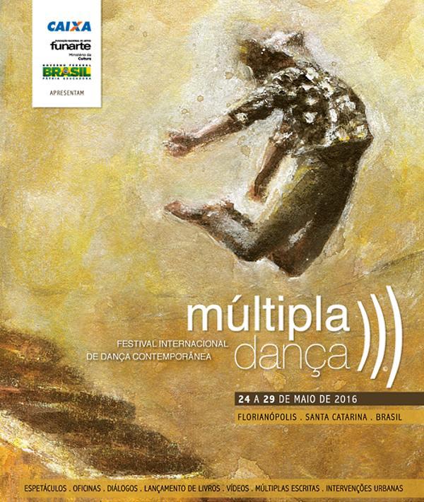 9° Múltipla Dança - Festival Internacional de Dança Contemporânea com todas atividades gratuitas