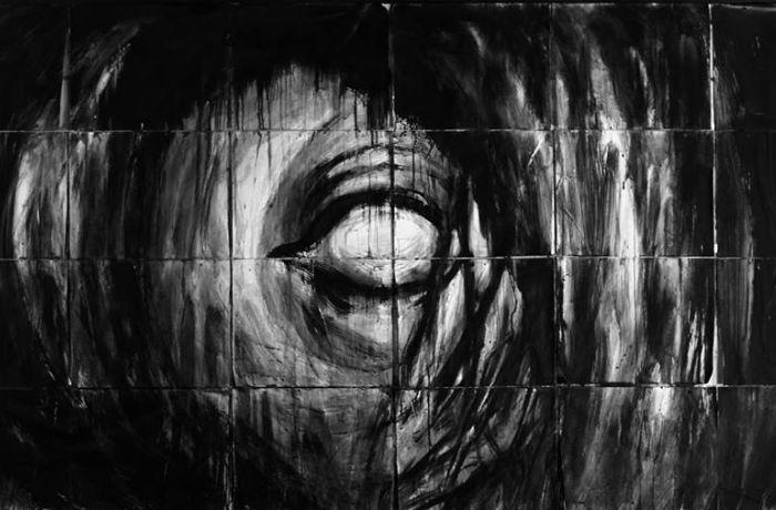 """Exposição """"Antirretratos.3"""" de Diego de los Campos"""