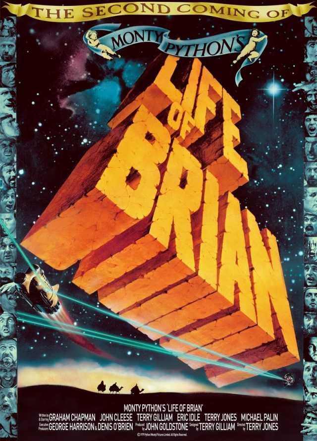 """Cinema Mundo apresenta exibição comentada do filme """"A vida de Brian"""" (1979)"""