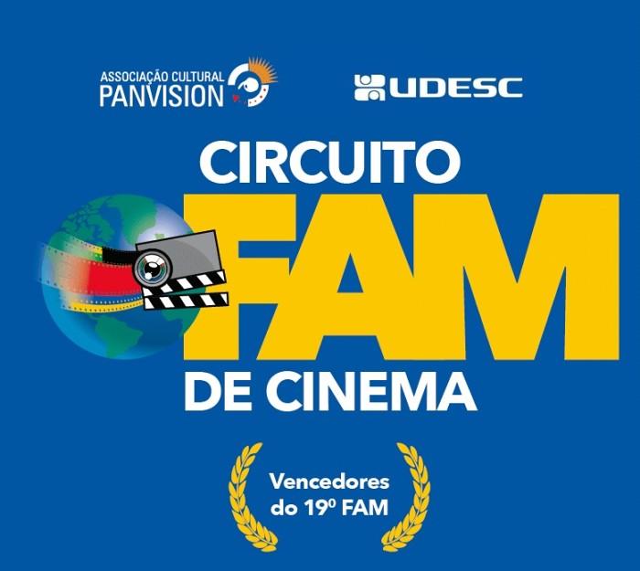 Circuito FAM de Cinema 2016 exibe filmes premiados no 19º FAM em 21 cidades