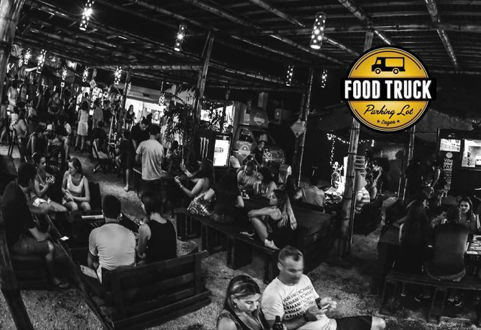 Bazar do Food Truck Parking Lot reunirá gastronomia, moda, arte, skate e diversão