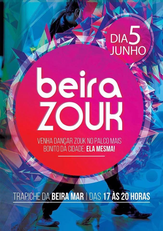 3ª edição do Beira Zouk com Gui Rocha e DJ Denis Rafael - CANCELADO