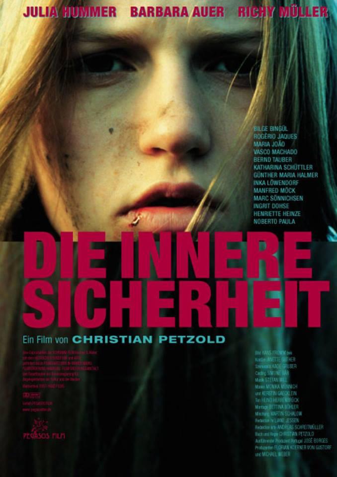 "Cineclube Badesc exibe ""A Segurança Interna"" (Die innere Sicherheit) de Christian Petzold"