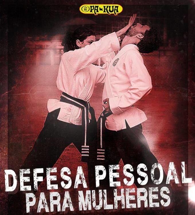 Pa-Kua Floripa promove aula de defesa pessoal para mulheres - INSCRIÇÕES ENCERRADAS
