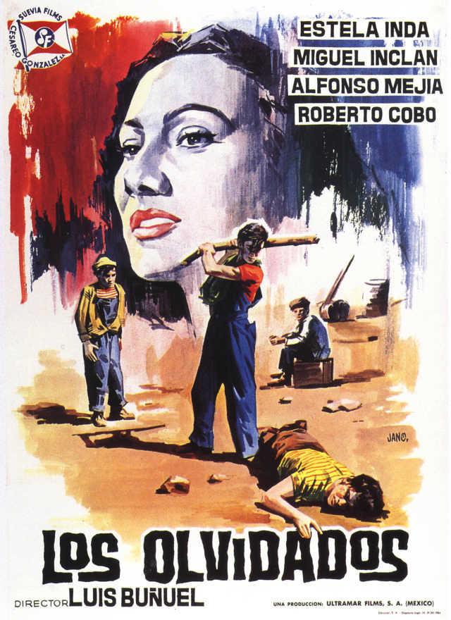 """Cineclube Badesc exibe """"Os esquecidos"""" (1950) De Luis Buñuel"""