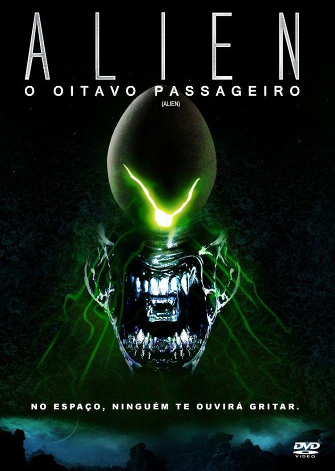 "Cinema, Chá & Cultura exibe ""Alien, o oitavo passageiro"" (1979)"
