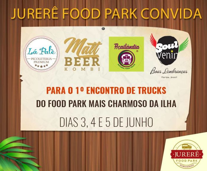 1° Encontro de Trucks do Jurerê Food Park