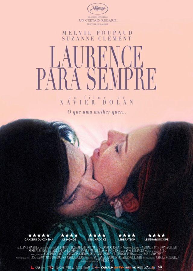 """Le Cinéma Français Présente: """"Laurence Anyways"""""""
