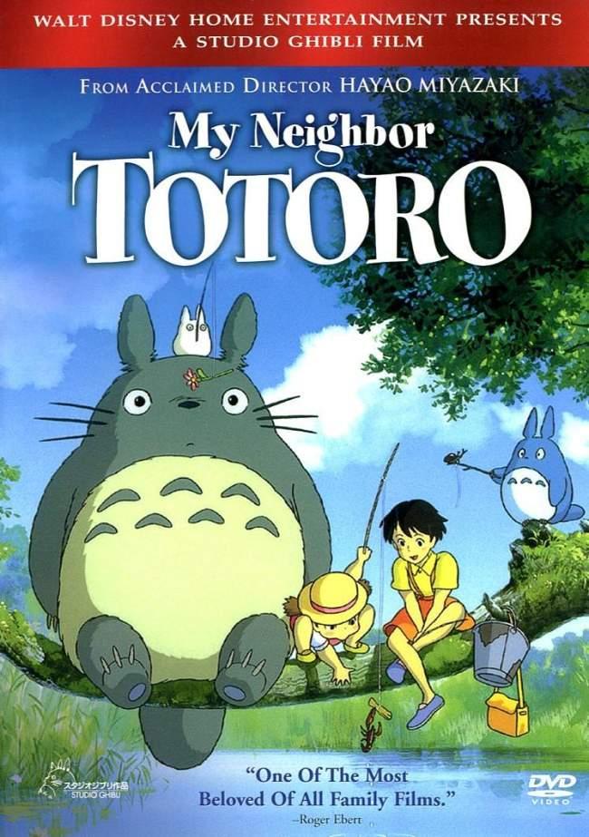 """Cineclube Infantil exibe animação japonesa """"Meu Amigo Totoro"""" no Cinema do CIC"""