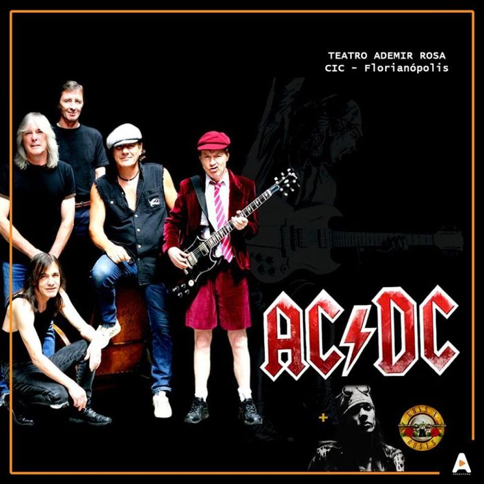 AC/DC and Guns N Roses Cover