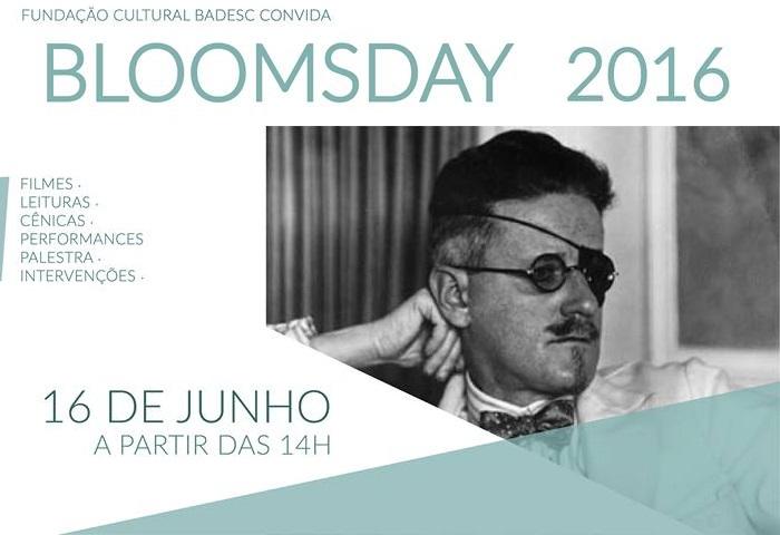 Bloomsday: Homenagem a James Joyce na Fundação Cultural Badesc