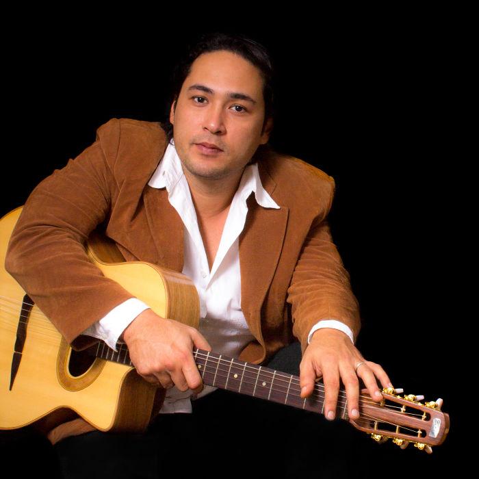 "Lançamento do álbum ""Optchá – Jazz Manouche"" de Mauro Albert"