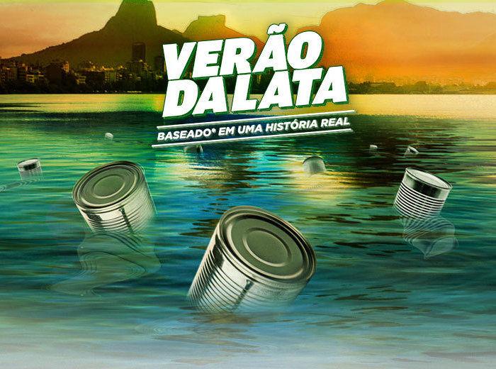 """Exibição do filme """"O Verão da Lata"""" - Cine Canábico no Bosque"""