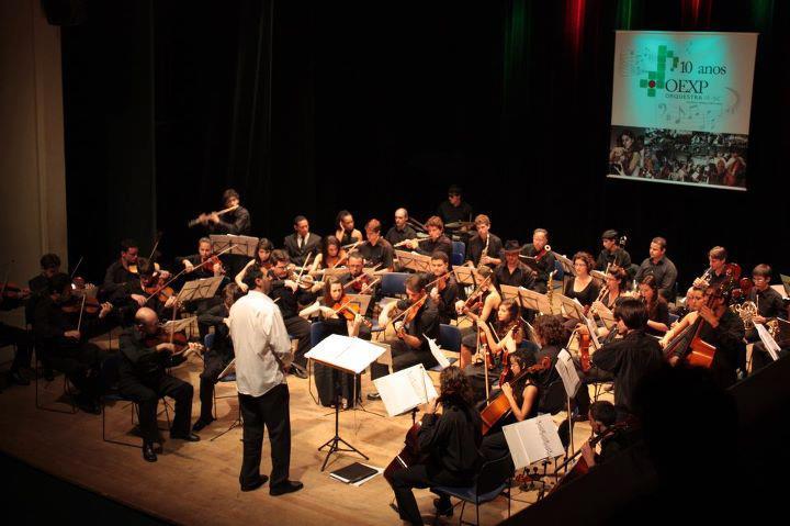 Concerto de Jovens Solistas da Orquestra Experimental do IFSC
