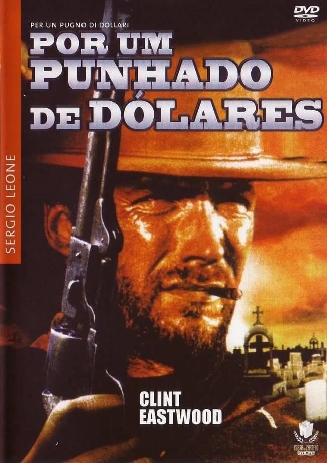 """Cineclube Badesc exibe """"Por um Punhado de Dólares"""" (1964) de Sergio Leone"""