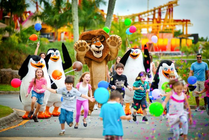 Kids Winter Holiday com atrações do Beto Carrero World em Jurerê Internacional