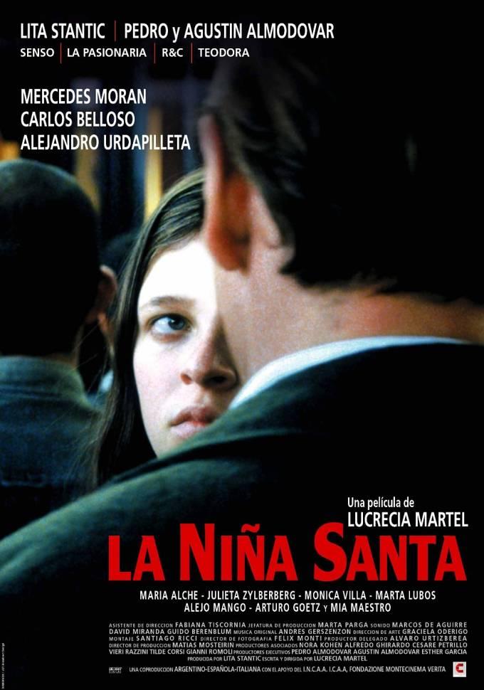 """Cineclube Badesc exibe """"A menina santa"""" (2014) de Lucrecia Martel"""
