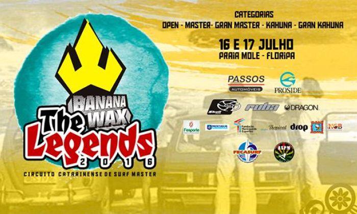 Circuito Catarinense de Surf Máster 2016 etapa na Praia Mole - ADIADO