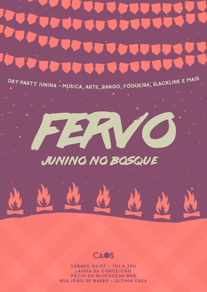 Fervo Junino no Bosque