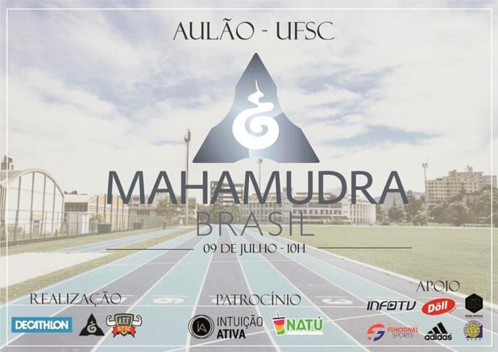 Aulão gratuito de Mahamudra na UFSC