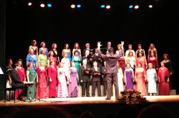 Concerto comemorativo de 15 anos da Associação Coral Ítalo-Brasileira – TAC 7:30