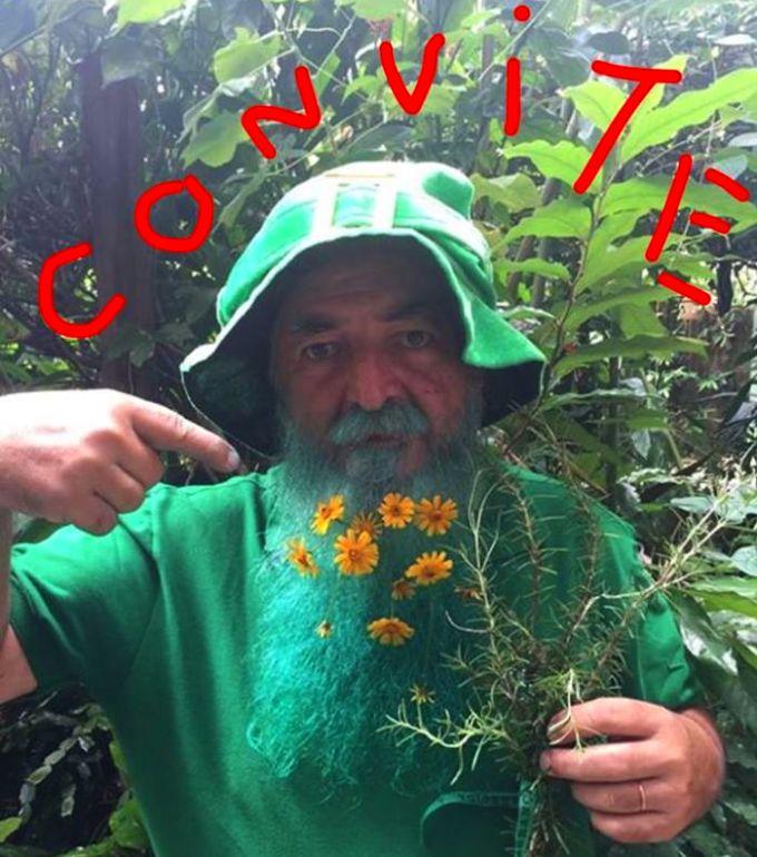 Curso gratuito sobre plantas medicinais com ambientalista Alésio dos Passos Santos