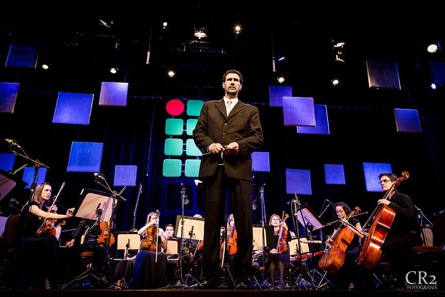 Concerto Comemorativo de 15 anos da Orquestra do IFSC
