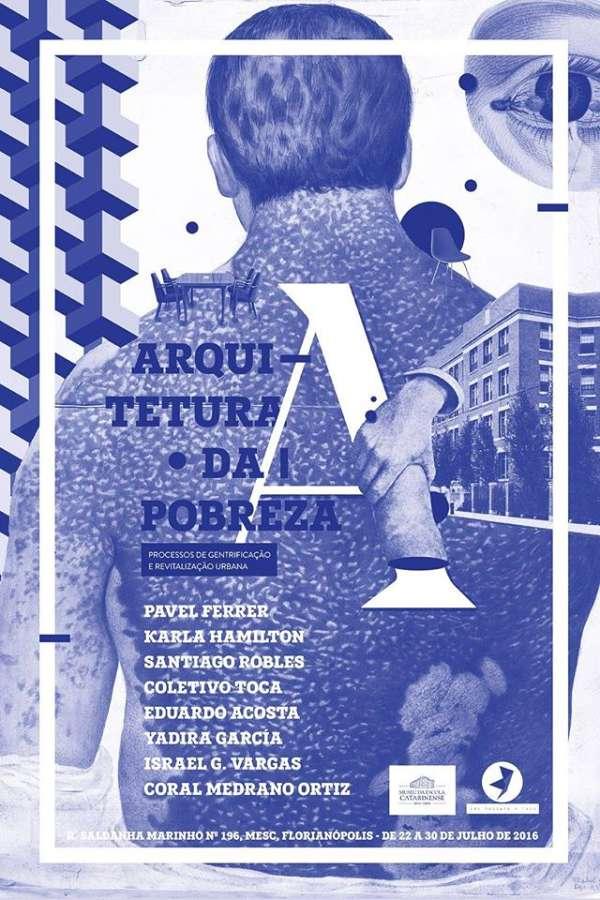 """Exposição coletiva """"Arquitetura da Pobreza"""""""