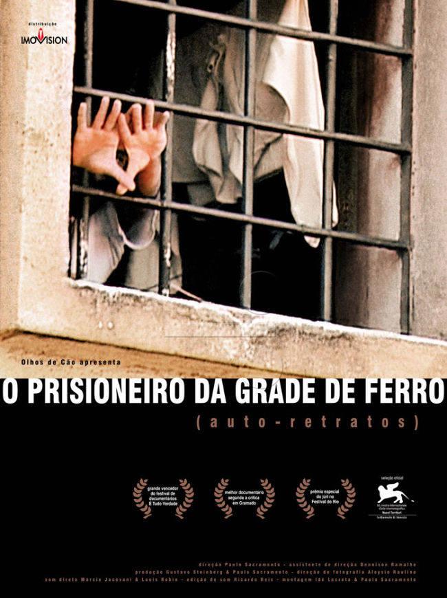 """Cineclube Badesc exibe """"O Prisioneiro da Grade de Ferro"""" de Paulo Sacramento"""