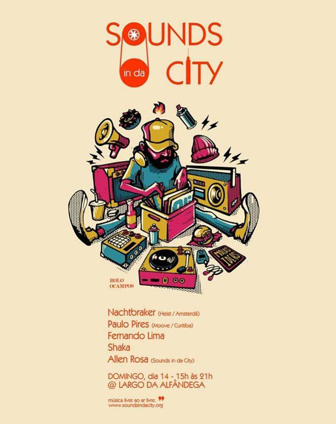 Sounds in da City inicia nova temporada na rua