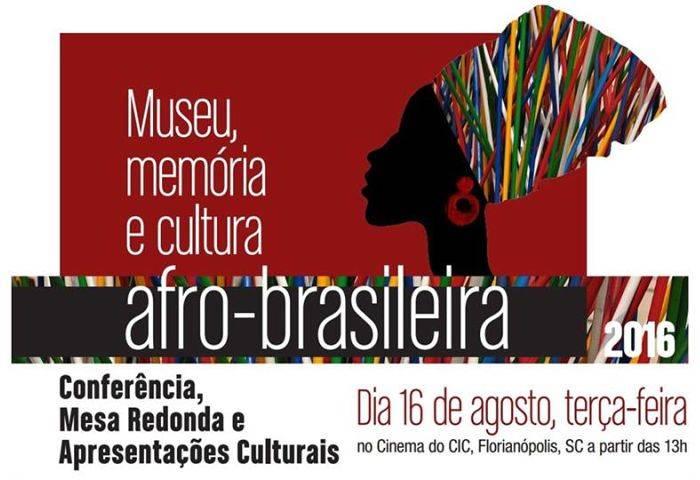 Abertura do curso Museu, Memória e Cultura Afro-Brasileira