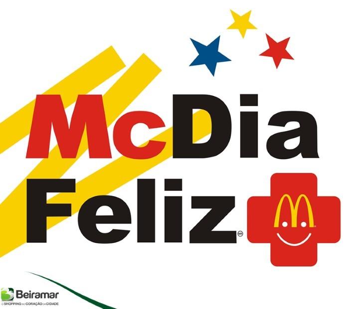McDia Feliz no Beiramar Shopping com palhaços, pinturas faciais e atrações musicais