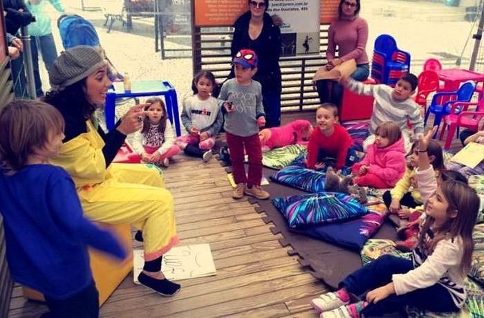 Dança, esportes e contação de histórias neste sábado em Jurerê